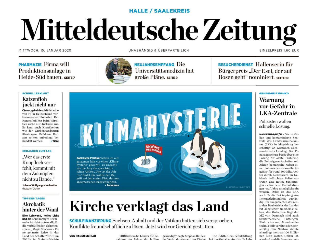 Mz Zeitung